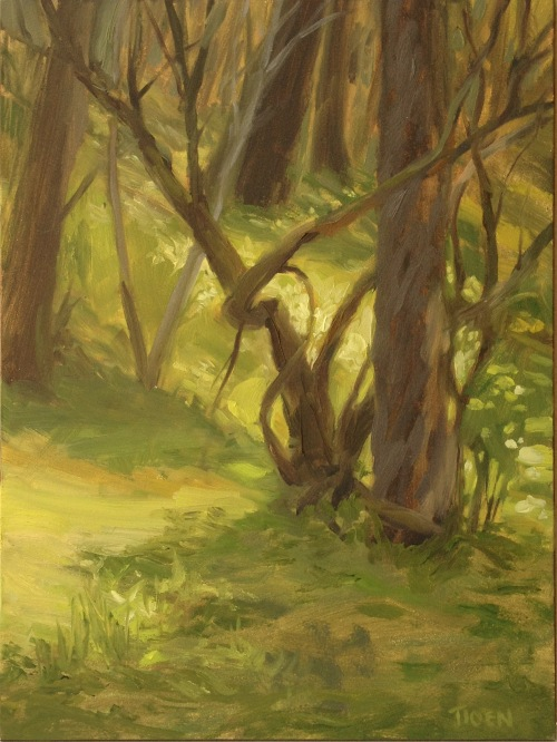 0199_The Green Woods